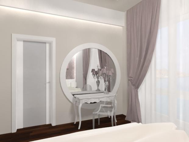 Sypialnia dla gości, Willa w Omanie