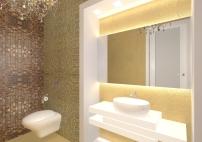 Łazienka z Salonu Majlis