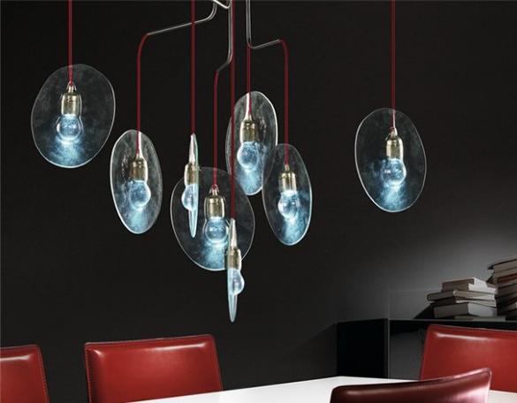 Lampa wisząca LED Oda