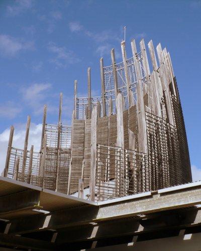 Tijbao Center w Nowej Kaledonii, Renzo Piano