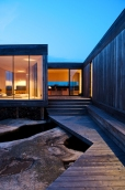 Inside Out house w Norwegii, Reiulf Ramstad Architects