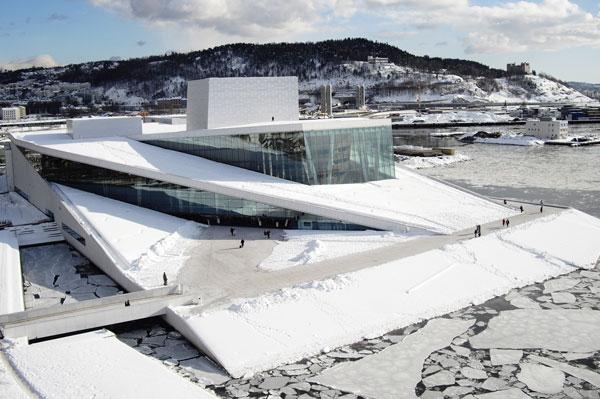 Oslo Opera, Snohetta