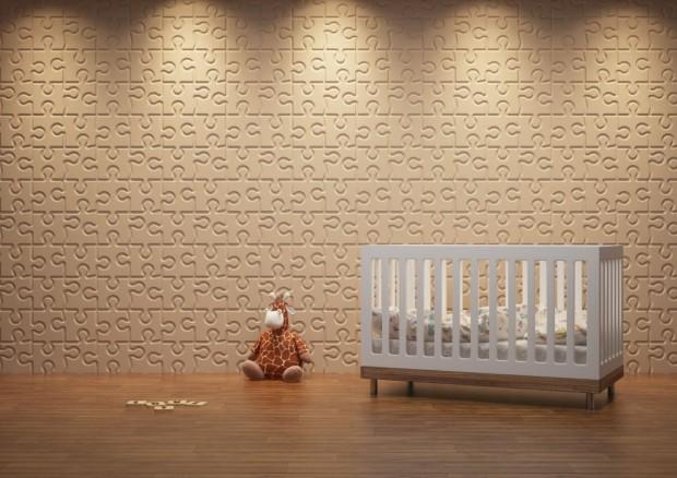 Panele dekoracyjne Puzzle by Dunes