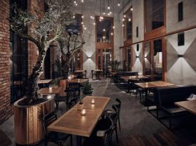 Restauracja Plac Nowy 1 na Krakowskim Kazimierzu