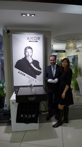 Maria, Axir V i pan Rafał Hampel